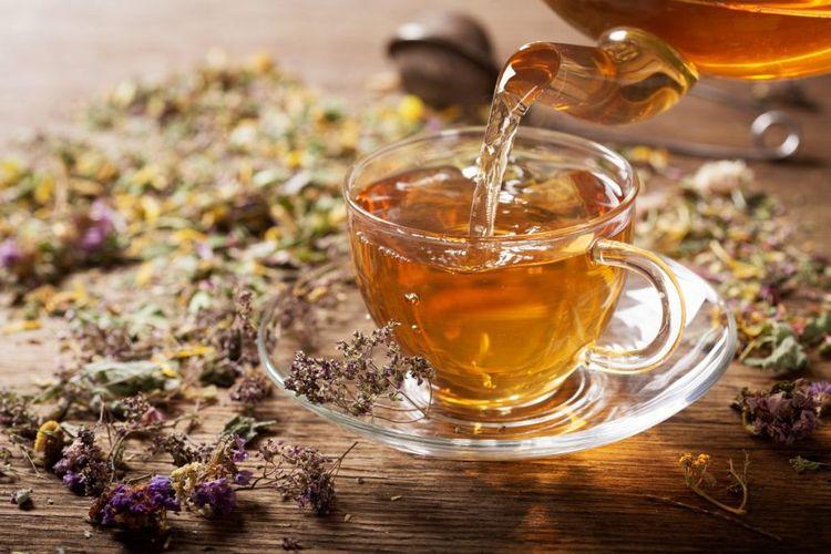 какие травы можно заваривать вместо чая